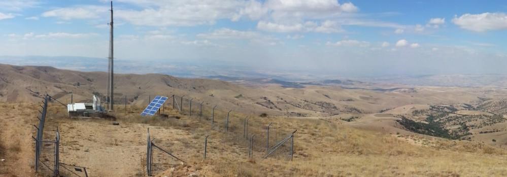 Kısa Periyot sismik İstasyon (BR106)
