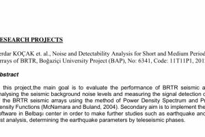BRTR-Proje